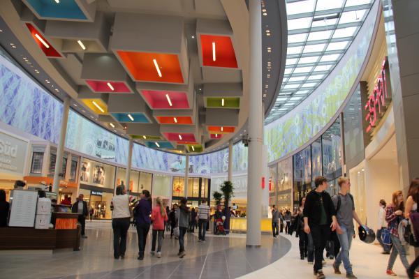 Deutsche EuroShop - Shopping Center - Wildau