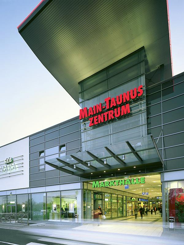 deutsche euroshop - shopping center