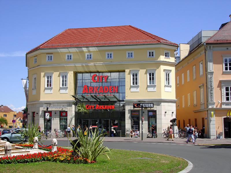 Deutsche EuroShop - Property Portfolio - Klagenfurt
