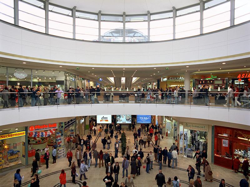 Deutsche EuroShop - Property Portfolio - Pécs