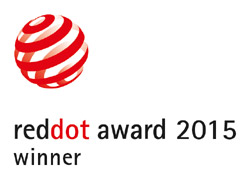 red dot award winner 2015
