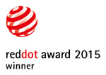 red dot award - winner 2015
