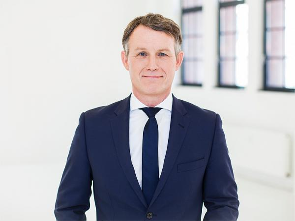 Olaf Borkers, CFO