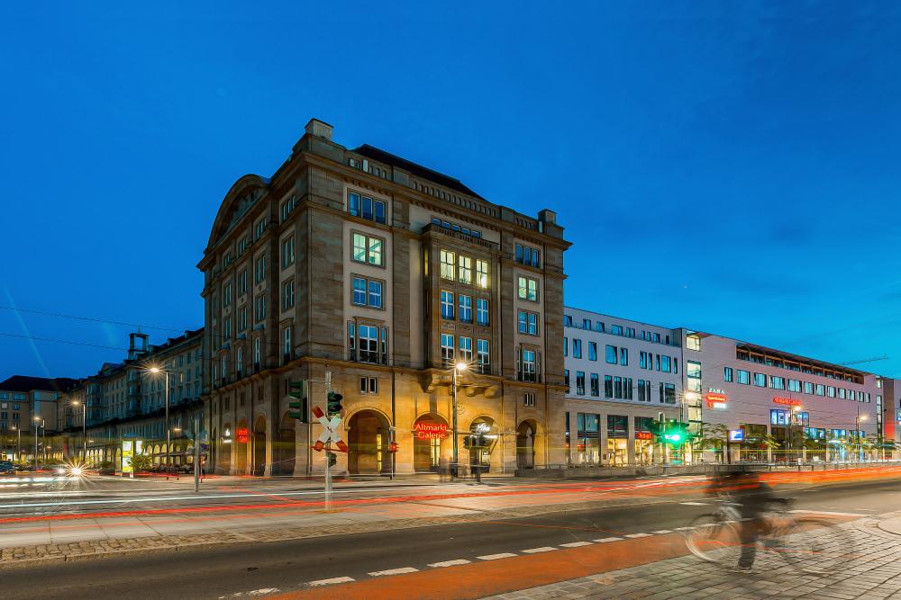 Shopping Dresden