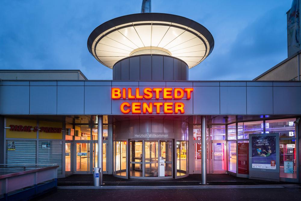 Billstedt Center, Hamburg | Einkaufszentrum in Hamburg