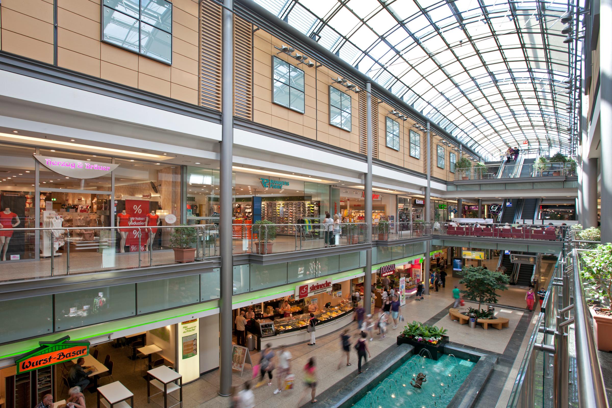 Wolfsburg Shopping