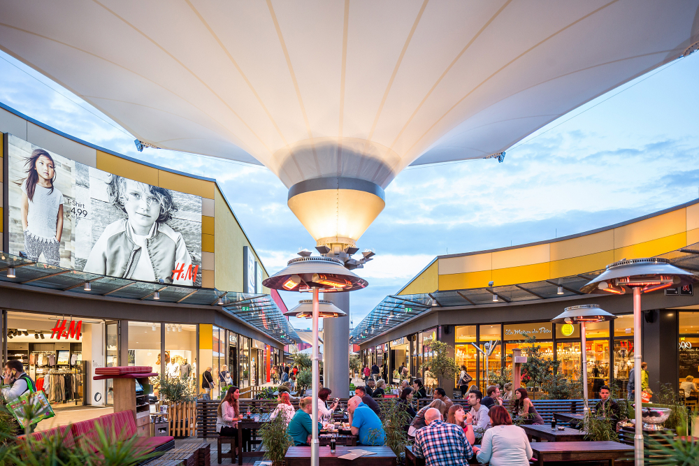 Shopping Center Sulzbach Deutsche EuroShop