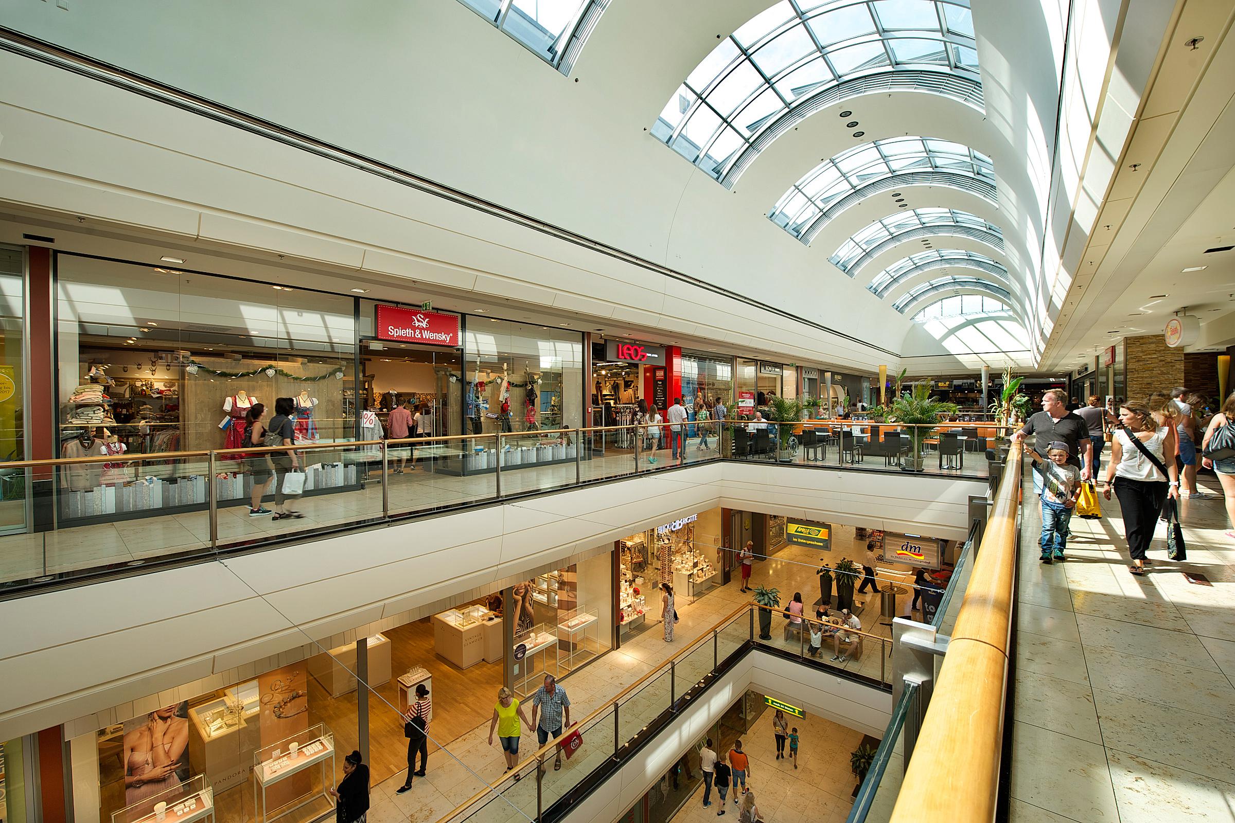 Shopping Center Passau Deutsche EuroShop